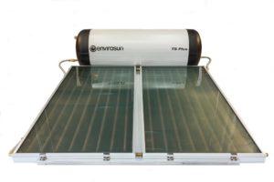 Envirosun TS Plus stainless steel solar water heaters