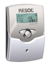 Resol deltasol solar hot water conrollers