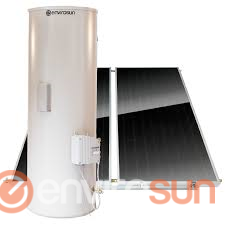 Envirosun AS solar water heaters