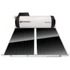 Envirosun Glycol solar hot water system, closed circuit solar water heater