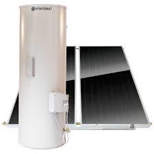 Enviosun split solar hot water system