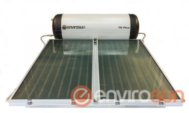 Envirosun TS Plus stainless steel solar water heaters